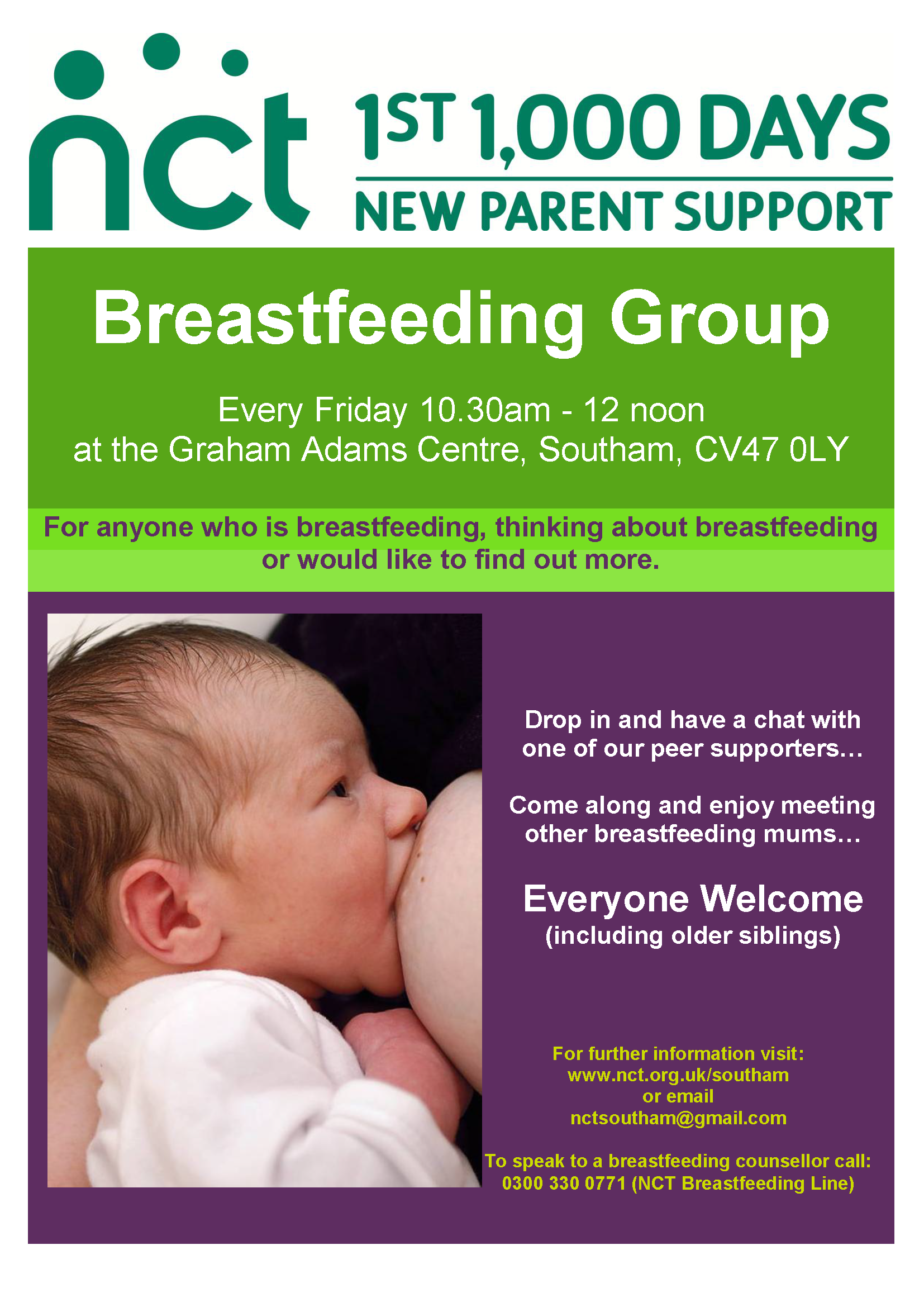 NCT Breastfeeding Group