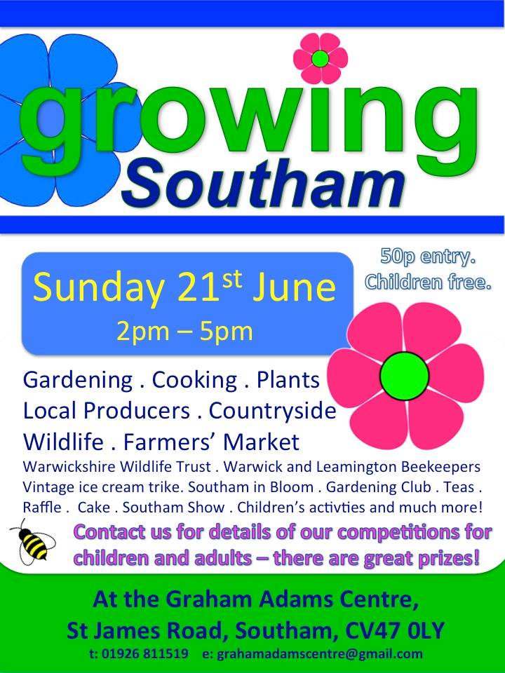 Growing Southam