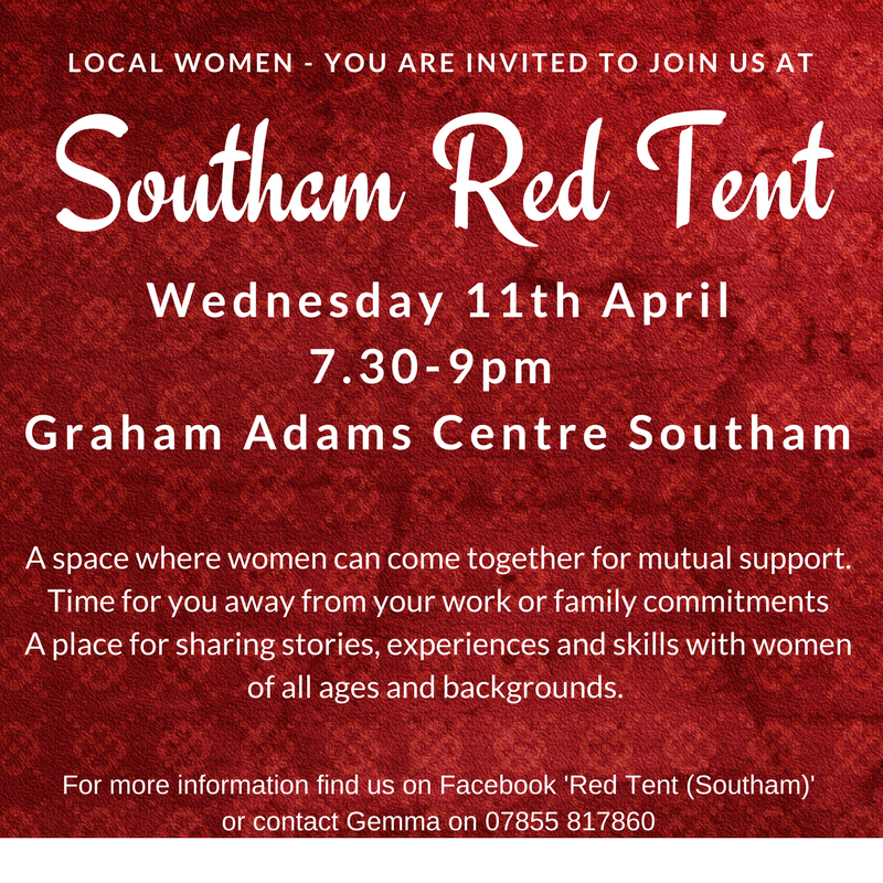 Red Tent (Southam)