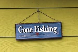 stephen mccowage 'gone fishing'