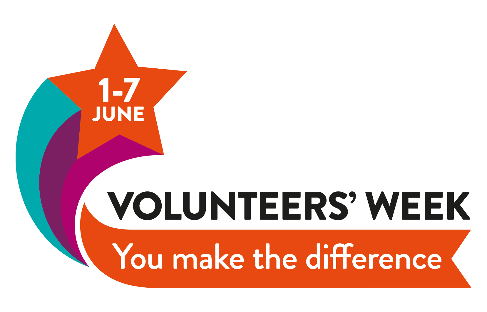 NCVO Volunteers week 2017 logo