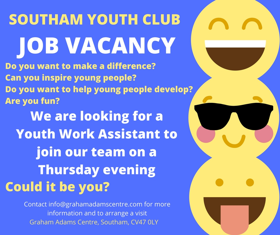 Youth Club Job
